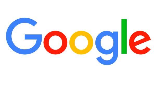 Warna- warna Yang Ada di Logo Google